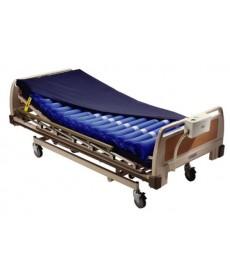 Materac przeciwodleżynowy pneumatyczny z regulacją ciśnienia (rurowy 12 cm) + zawór CPR