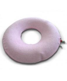 Krąg p/odleżynowy gumowy, pompowany w pokrowcu frotte Œ