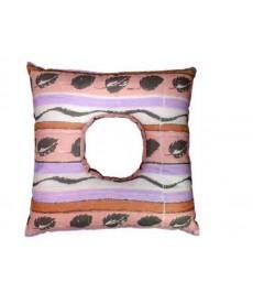 Poduszka p/odleżyn.siedzeniowa 45x45cm z otworem wypeln.granul.C