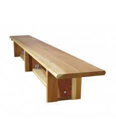 Ławeczka do cwiczeń, drewniana