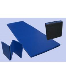 Materac rehabilitacyjny składany - 3 częściowy 195x85x5cm