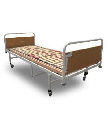 Łóżko rehabilitacyjne - sterowane zapadkowo