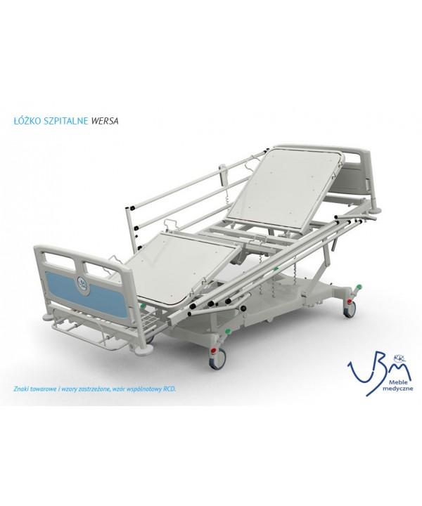 łóżko Szpitalne Elektryczne Wersa