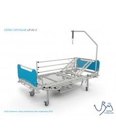 Łóżko szpitalne LP-01.3