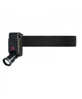 Lampa Czołowa bezprzewodowa typu Clar (naczołowa) na oparsce - USB