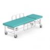 Stół rehabilitacyjny z barierkami SR-2/koła (MR)